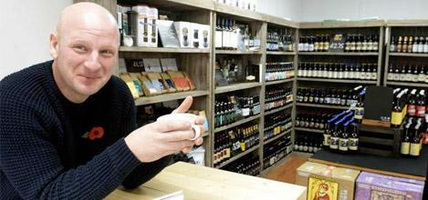 beer shop colchester